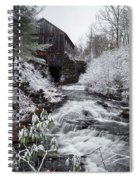 Moore State Park 4 Spiral Notebook