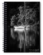 Moored 2 Spiral Notebook