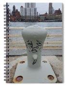 Mooring Face Spiral Notebook