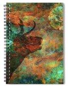 Moose Calls Spiral Notebook