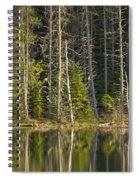 Moose Creek Reservoir Spiral Notebook