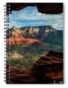 Moose Ridge 06-056 Spiral Notebook