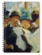 Mora Morning News C1912 Spiral Notebook