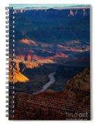 Moran Point 4 Spiral Notebook