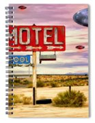 More Bloody Tourists Spiral Notebook