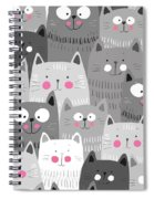 More Cats Spiral Notebook