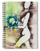 More Than Series No. 2046 Spiral Notebook