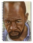 Morgan Spiral Notebook