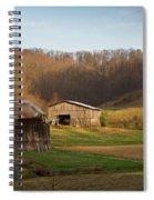 Morgan County Farm Valey Spiral Notebook
