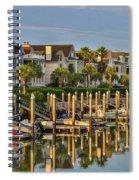 Morgan Place Homes In Wild Dunes Resort Spiral Notebook