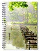 Morgans Cove Spiral Notebook