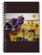 Morning Activities Spiral Notebook