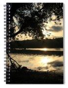 Morning Arises Spiral Notebook