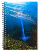Morning At South Falls Spiral Notebook