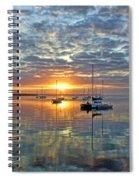 Morning Bliss Spiral Notebook