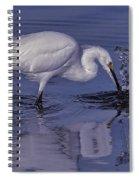 Morning Catch Spiral Notebook