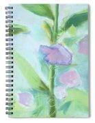 Morning Chrysalis Spiral Notebook