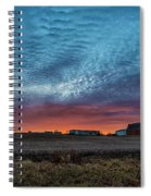 Morning Color Spiral Notebook