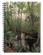 Morning Comes Softly Spiral Notebook