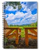 Morning Conversation Spiral Notebook