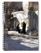Morning Conversation Spiral Notebook