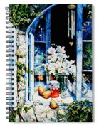 Morning Delight Spiral Notebook