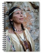 Morning Dove Spiral Notebook