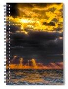 Morning Drama Spiral Notebook