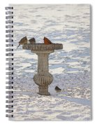 Morning Feeding Spiral Notebook