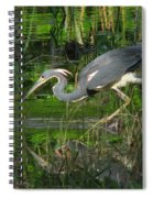 Morning Hunt Spiral Notebook