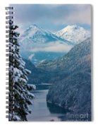 Morning In Bavaria Spiral Notebook