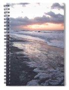 Morning In South Carolina  Spiral Notebook