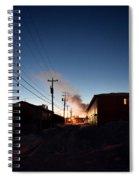 Morning Light 2 Spiral Notebook