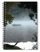 Morning Mist 1008 Spiral Notebook