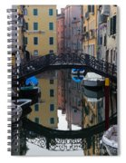 Morning Reflection Spiral Notebook