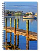 Morning Rest Spiral Notebook