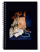 Morning Rush Spiral Notebook