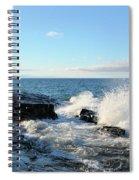 Morning Splash 2 Spiral Notebook