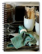 Morning Still Life Spiral Notebook