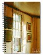 Morning Sun - Paris Spiral Notebook