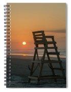 Morning Sun - Wildwood Crest Spiral Notebook