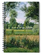 Morning Sunlight Effect, Eragny Spiral Notebook