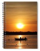 Morning Sunrise 09-02-18 # 11 Spiral Notebook