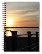 Morning Sunrise 09-02-18 #10 Spiral Notebook