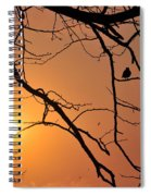 Morning Sunrise Spiral Notebook