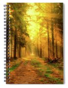 Morning Sunshine Spiral Notebook