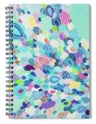 Morning Tide Spiral Notebook
