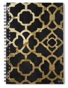 Moroccan Gold IIi Spiral Notebook
