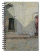 Morocco  Spiral Notebook