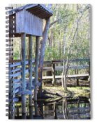 Morris Bridge Spiral Notebook